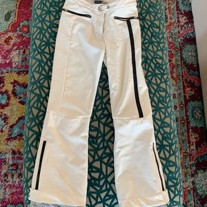 Obermeyer Pants - Like NEW Obermeyer WASHABLE  bootleg ski pants